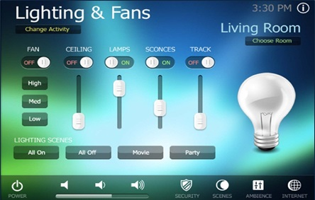 Smart Home Automation Seven Layers